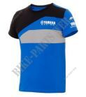 T-SHIRT PADDOCK RACE BLUE ENFANT/JUNIOR