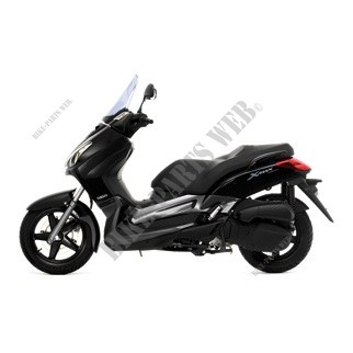 YP125R XMAX 125 YP125R 125 2006 DARK PURPLISH BLUE CANDY 3