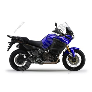 XT1200ZE XT1200ZE 1200 2014 DEEP PURPLISH BLUE METALLIC C