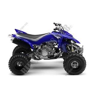 YFZ450 YFZ450 450 2009 DEEP PURPLISH BLUE SOLID E